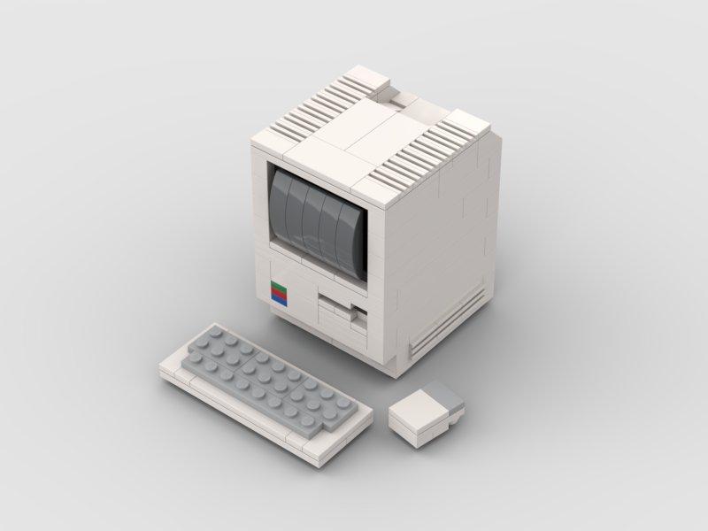 Apple Macintosh Sample Model